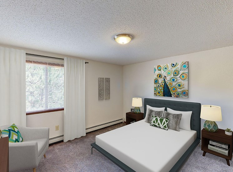 Candlewood Apartments - Bedroom