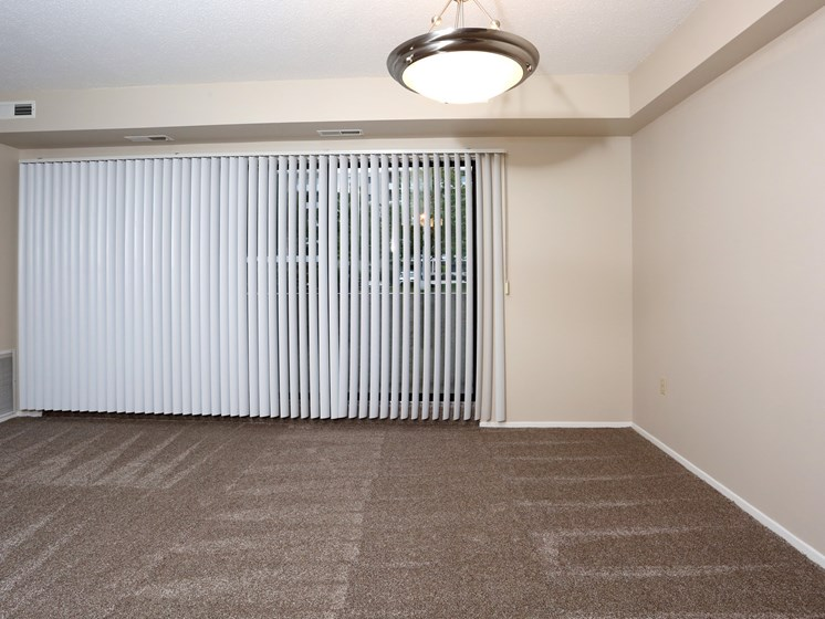 Spacious Living Room at Ridgewood Park Apartments, Parma Heights