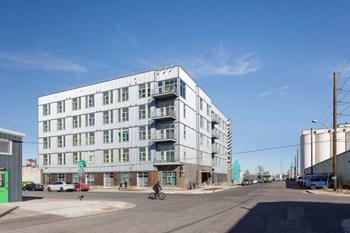 3609 Wynkoop Street Studio Apartment for Rent Photo Gallery 1
