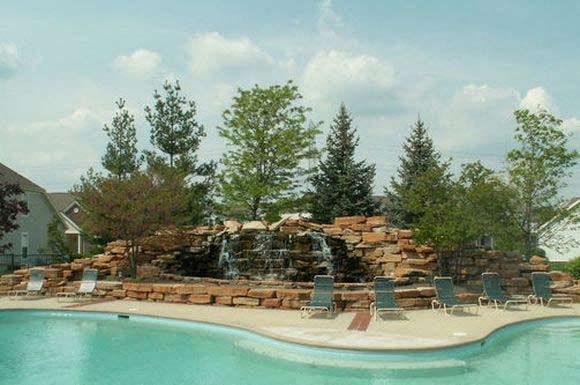 Twin Fountains Apartments Mason Ohio