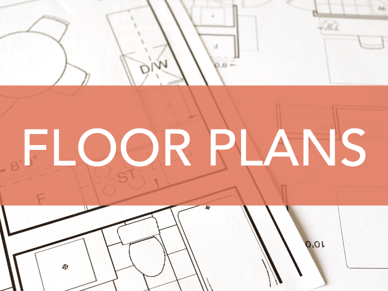 blue print with floor plan text overlay