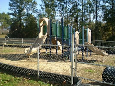 Autumn Chase Apartments in Mobile, AL 36695 playground area
