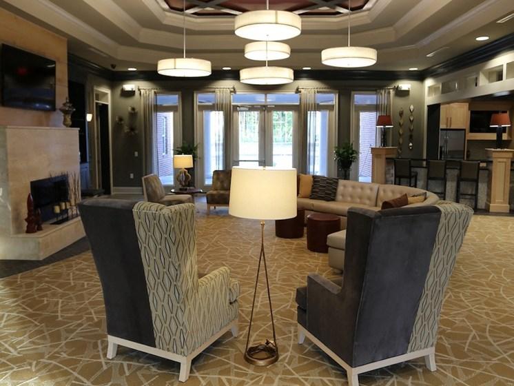 Fenwyck Manor Apartment Homes Chesapeake, Greenbrier VA 23320 clubhouse