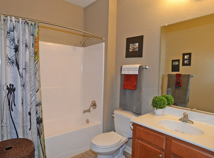 Fenwyck Manor Apartment Homes Chesapeake, Greenbrier VA 23320 master bathroom