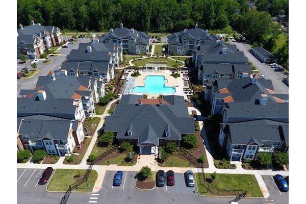 Fenwyck Manor Apartments Chesapeake, VA 23320 gated community
