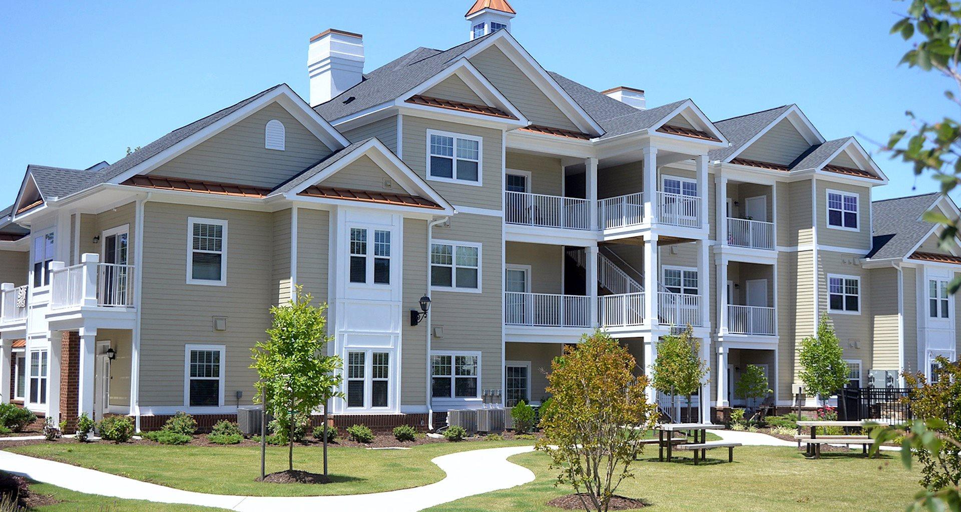New Apartments In Chesapeake Va