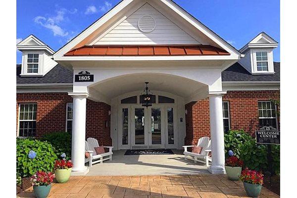 Fenwyck Manor Apartments Chesapeake, VA 23320 beautiful clubhouse