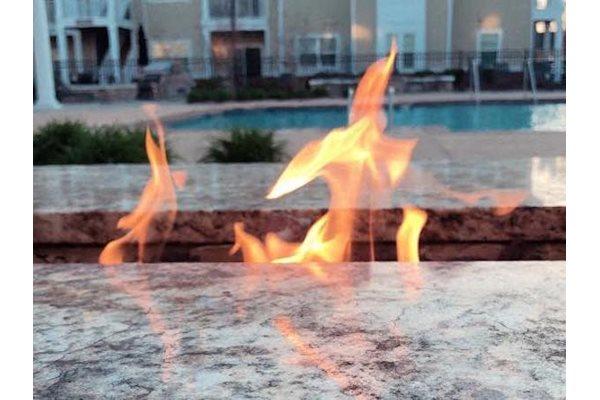 Fenwyck Manor Apartments Chesapeake, VA 23320 poolside fire pits