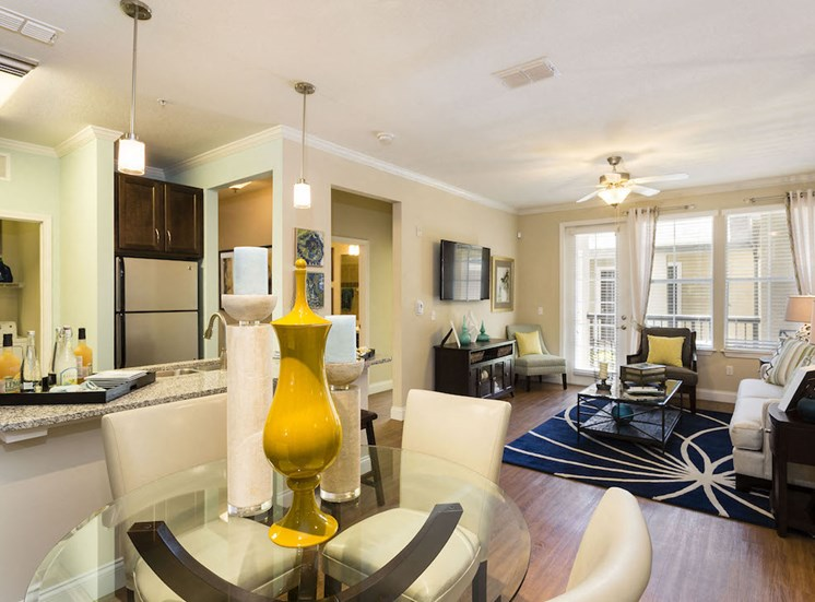 Lake Nona Water Mark Apartments in Lake Nona in ORLANDO, FL 32827 spacious apartments with large open rooms