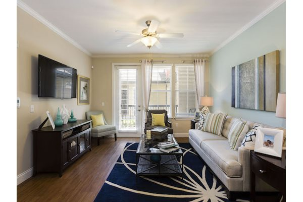 Lake Nona Water Mark Apartments in Lake Nona in ORLANDO, FL 32827 high ceilings