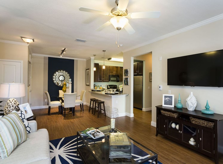 Lake Nona Water Mark Apartments in Lake Nona in ORLANDO, FL 32827 spacious apartments with open floor plans