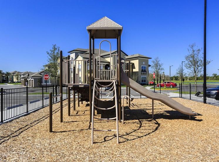 Lake Nona Water Mark Apartments in Lake Nona in ORLANDO, FL 32827 children's playground