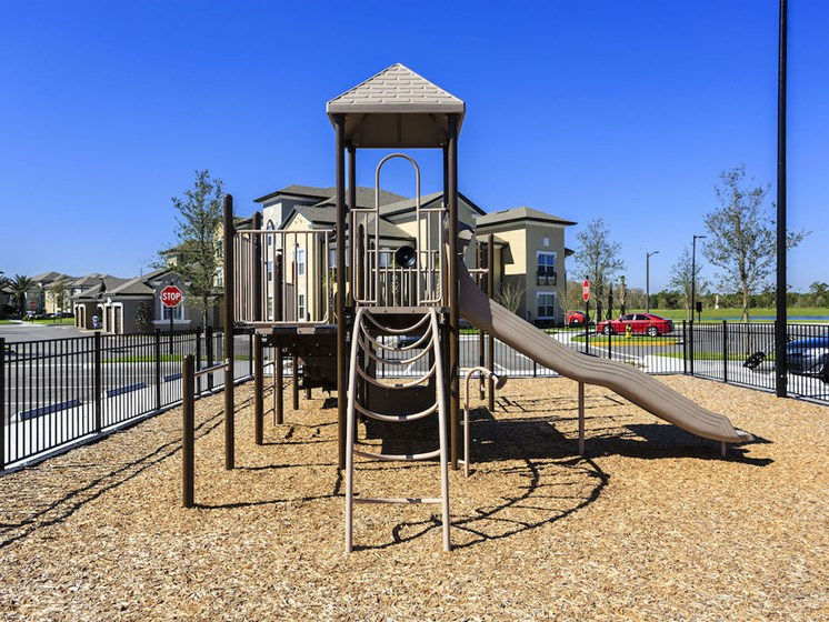 Lake Nona Water Mark Apartments in Lake Nona in ORLANDO, FL 32827 children's playground
