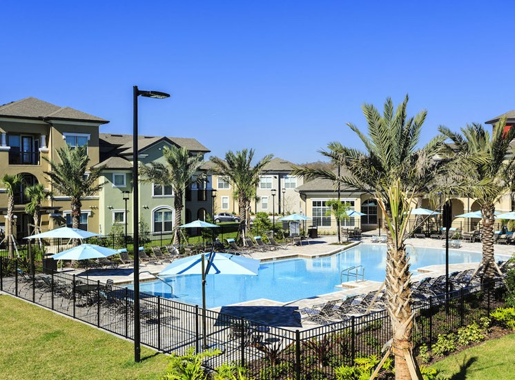 Lake Nona Water Mark Apartments in Lake Nona in ORLANDO, FL 32827 luxurious community amenities such as beach style pool