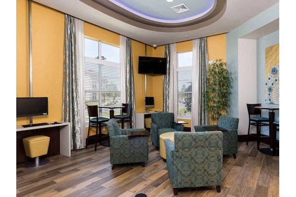 Lake Nona Water Mark Apartments in Lake Nona in ORLANDO, FL 32827 cyber cafe business center