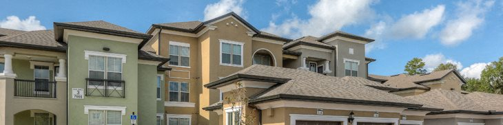 Lake Nona Water Mark Apartments in Lake Nona in ORLANDO, FL 32827 homes with garages