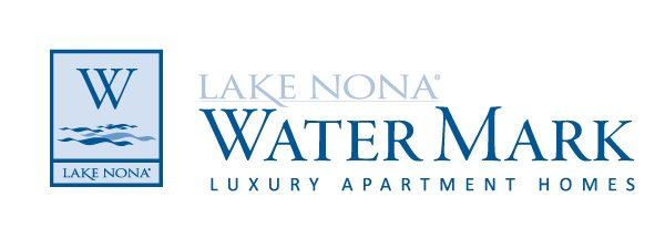 Lake Nona Water Mark Apartments in Lake Nona in ORLANDO, FL 32827 community logo