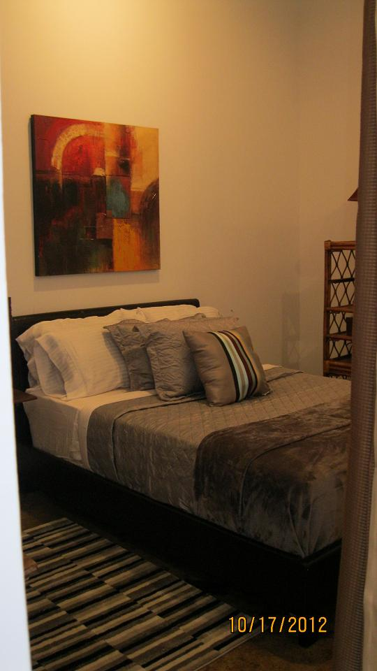 large bedrooms at  Phoenix Lofts Birmingham, AL 35203