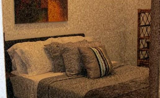 large bedrooms at  Phoenix Lofts Birmingham, AL 35203