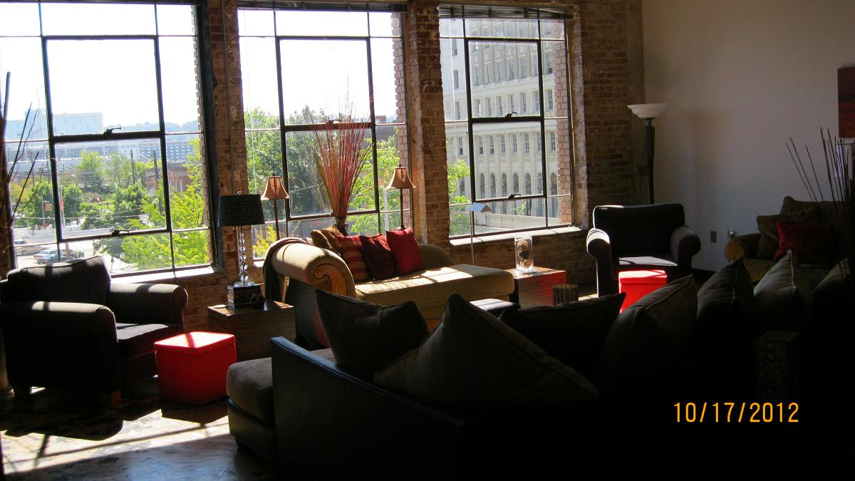 urban, modern designs at  Phoenix Lofts Birmingham, AL 35203
