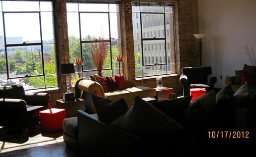 urban, modern designs at  Phoenix Lofts Birmingham, AL 35203