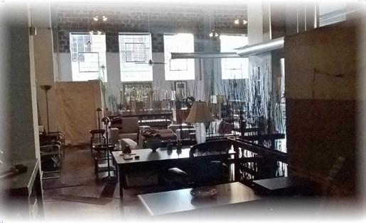 Open floor plans at  Phoenix Lofts Birmingham, AL 35203