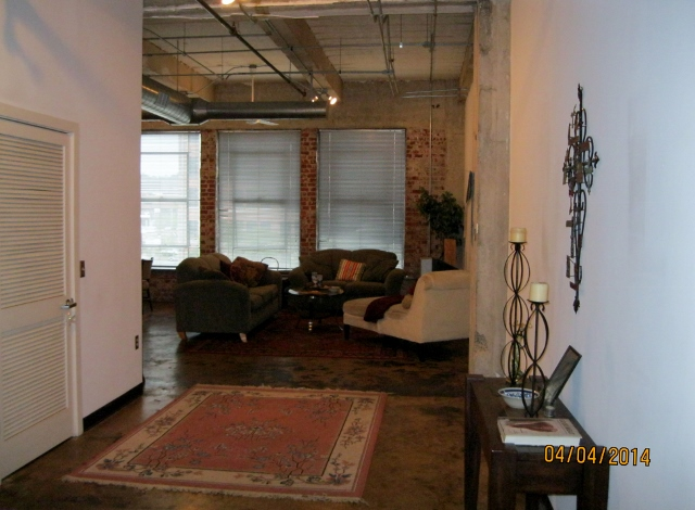 spacious open floor plans at   Phoenix Lofts Birmingham, AL 35203