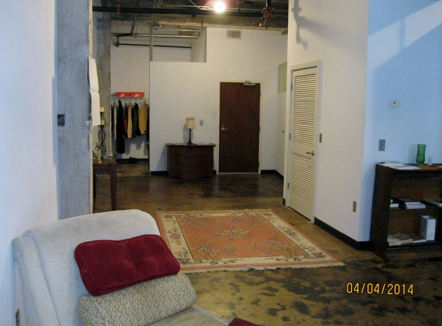 open floor plans at  Phoenix Lofts Birmingham, AL 35203