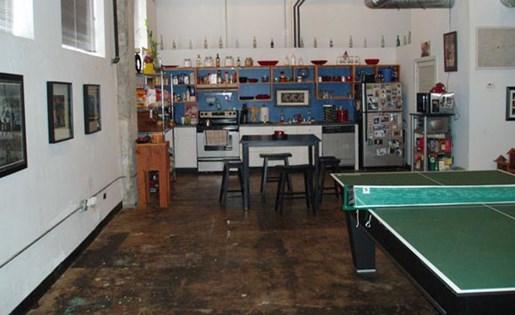 Great interior spaces at  Phoenix Lofts Birmingham, AL 35203