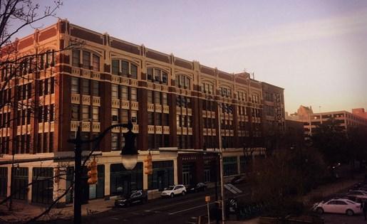The Phoenix Building Lofts Birmingham, AL 35203 Outside view