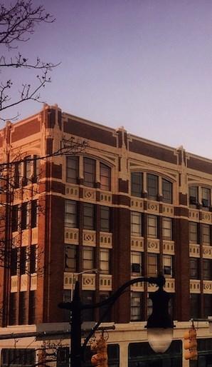 The Phoenix Building Lofts Birmingham, AL 35203 Building Front