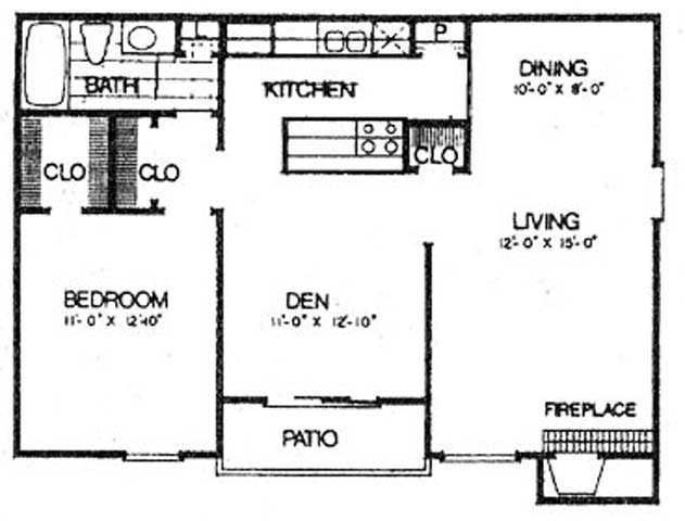 Ocotillo Floor Plan 9