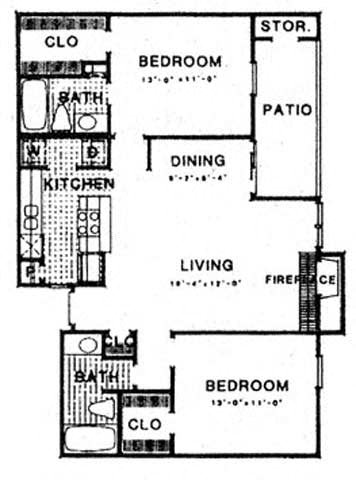 Magnolia Floor Plan 15
