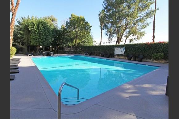 Mojave Blue Apartments Palm Springs Ca