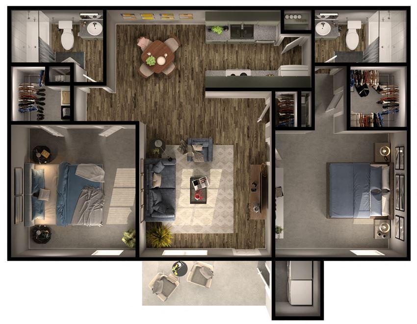 D Floor Plan