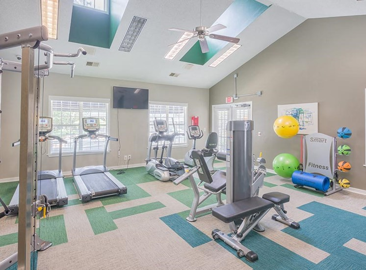 avenue at harbison fitness center