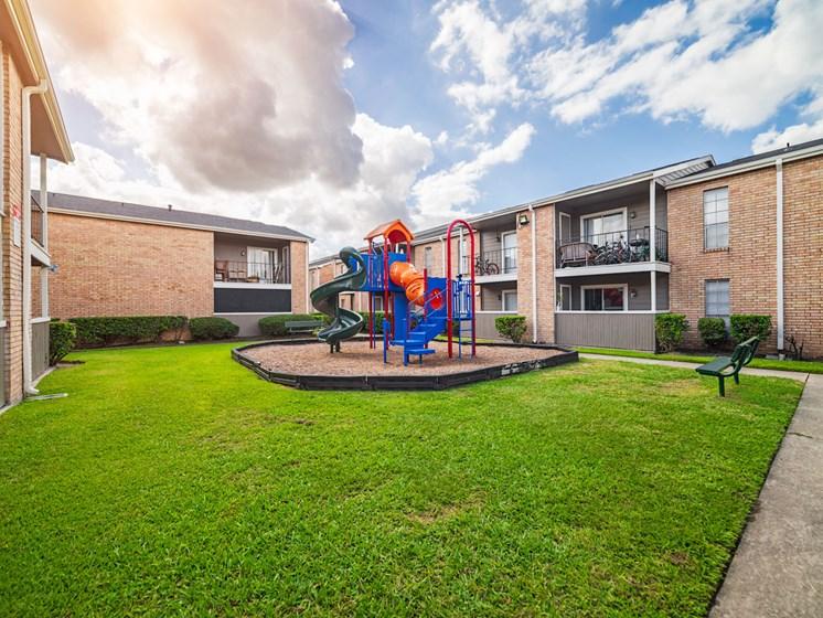 Playground at The Alara, Houston, 77060