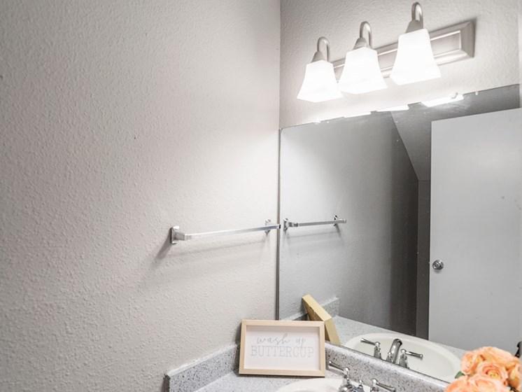 Luxurious Bathrooms at The Alara, Houston, TX, 77060