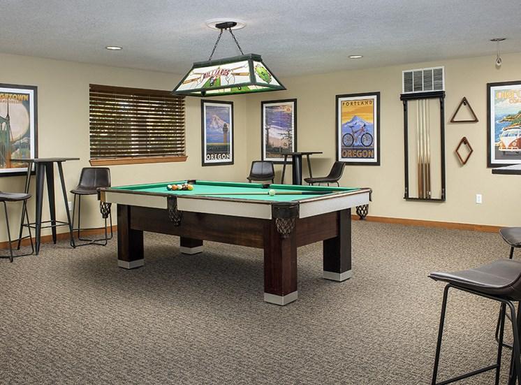 Rivergreens Apartments - Billiard Room