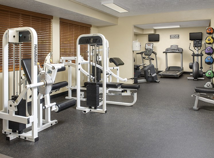 Creekside Apartments - Fitness Center