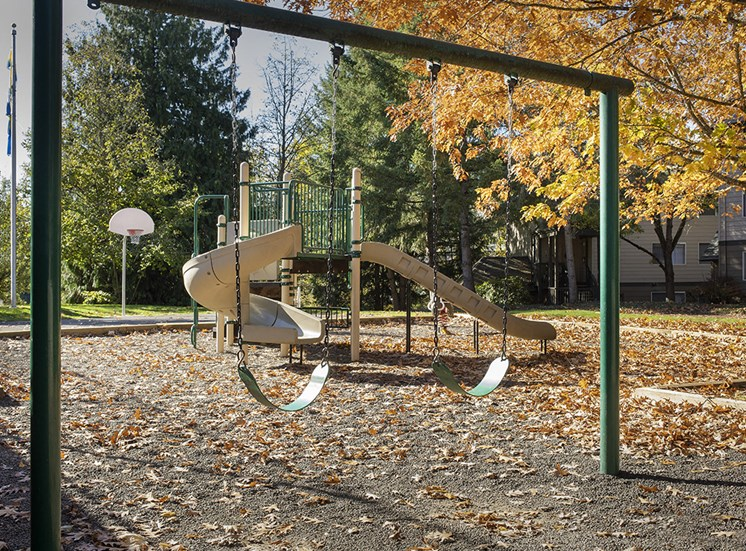 Creekside Apartments - Playground