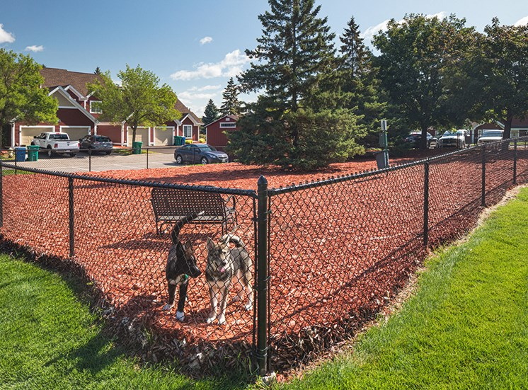 Bass Lake Hills Townhomes - Off-Leash Dog Park Area