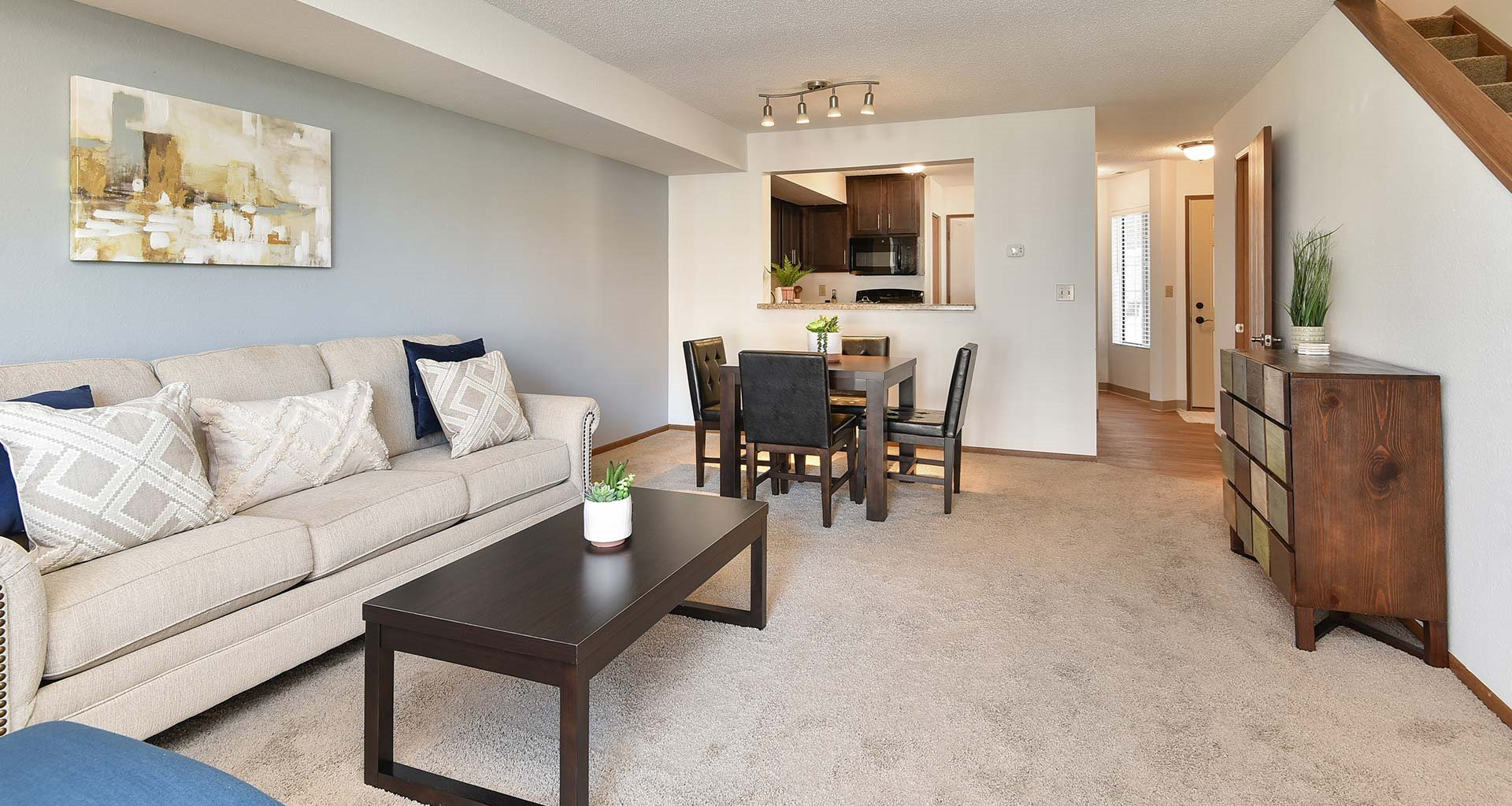B Lake Hills Townhomes | Apartments in Plymouth, MN Boutwells Landing Townhomes Designs on