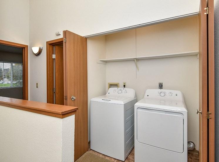 Birch Lake Townhomes - Laundry