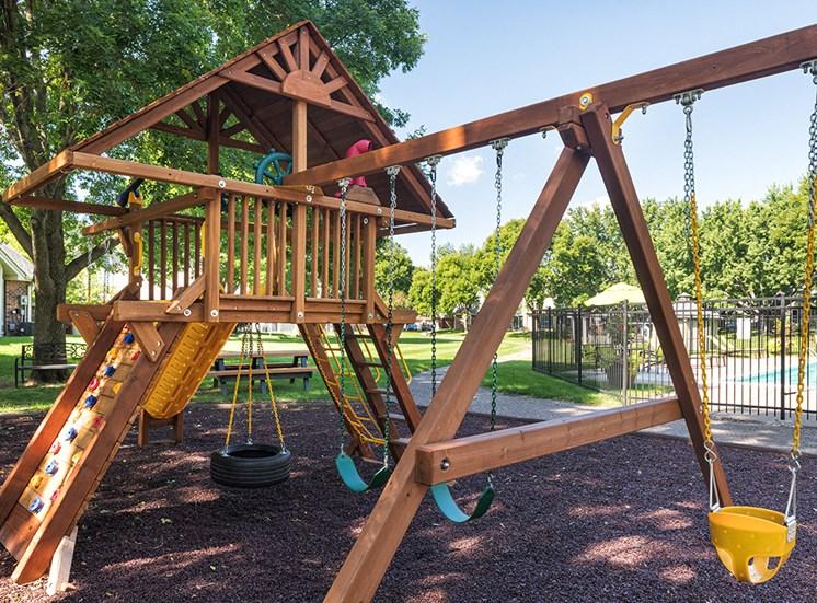 Birch Lake Townhomes - Playground