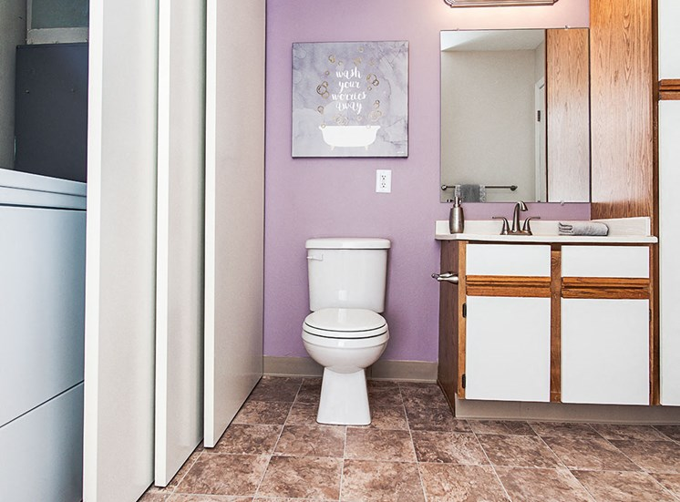 The Fountains - Bathroom