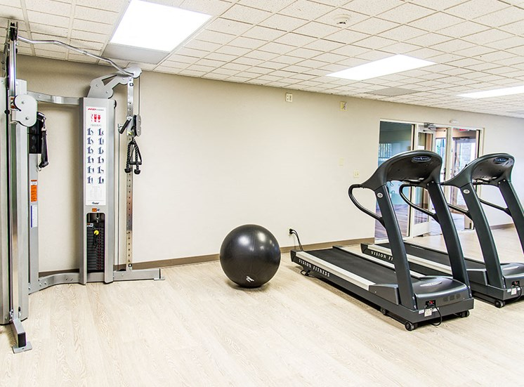 The Fountains - Fitness Center