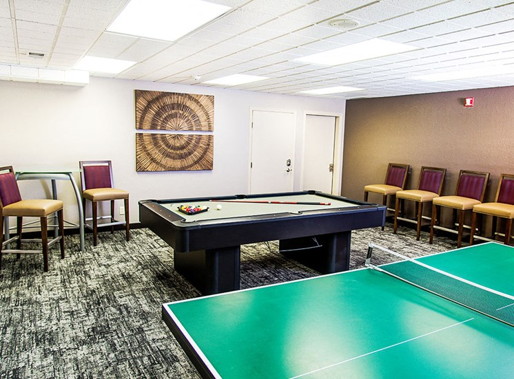 The Fountains - Game Room