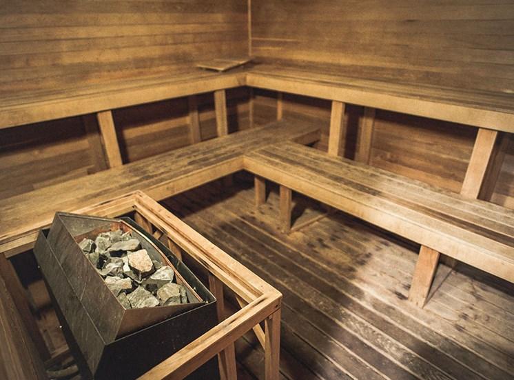 The Fountains - Sauna
