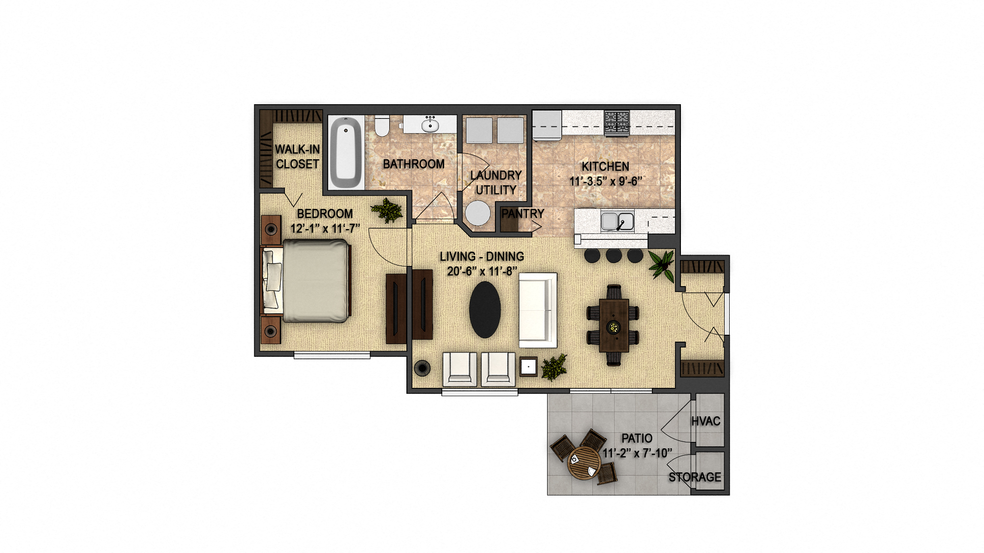 Ashwood Floor Plan 1